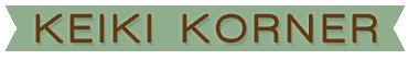 Keiki Korner